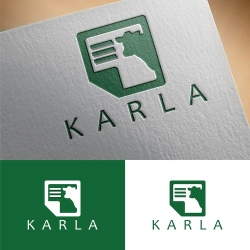 logo concept for Karla