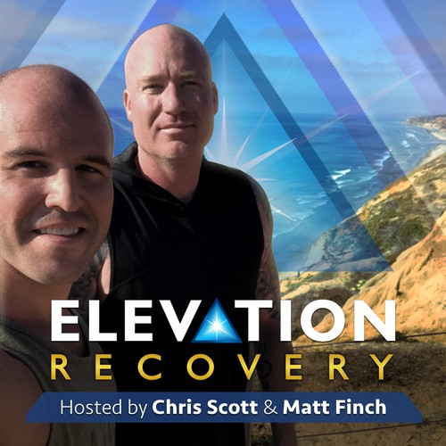 Podcast design for Elevation Recovery
