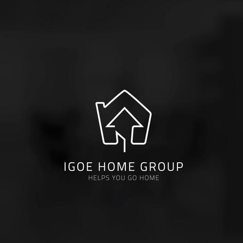 Igo Home Group logo
