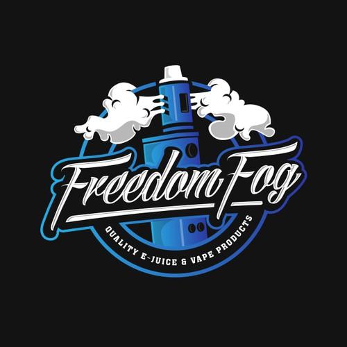 Freedom Fog Logo