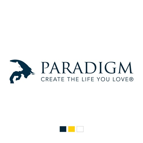 Paradigm Logo Design