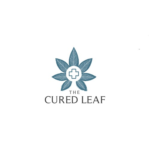 the cured leaf
