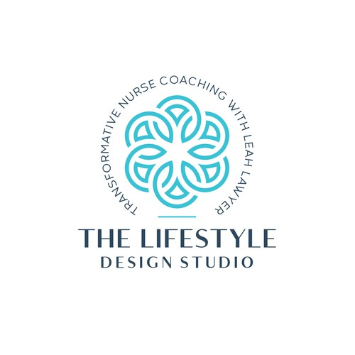 Sophisticated Logo Design for The Lifestyle Design Studio