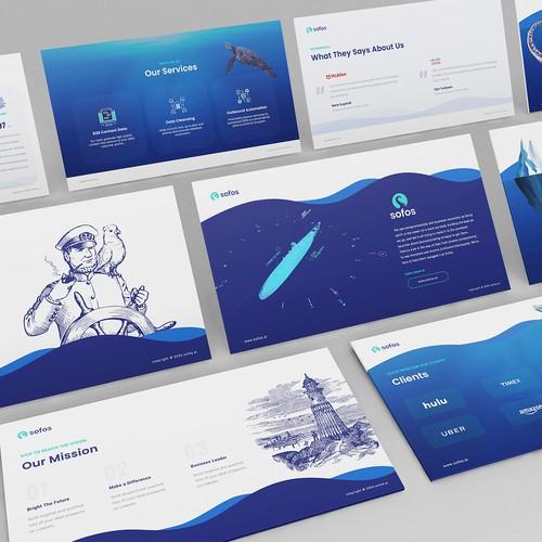 Sofos Presentation Design