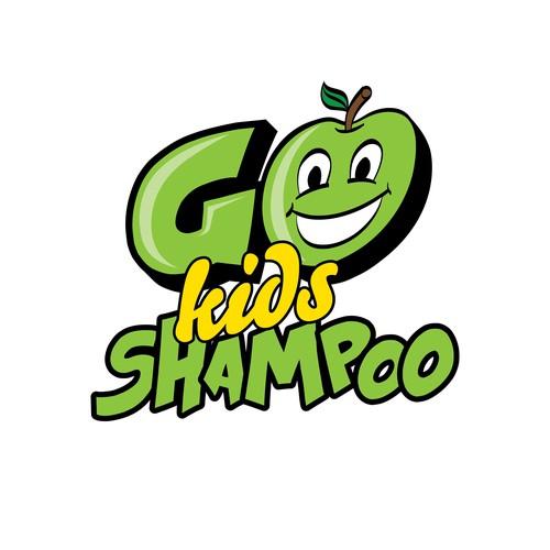 kids shampoo logo
