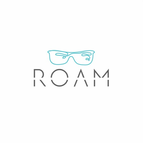 Modern Logo for Sunglasses Company