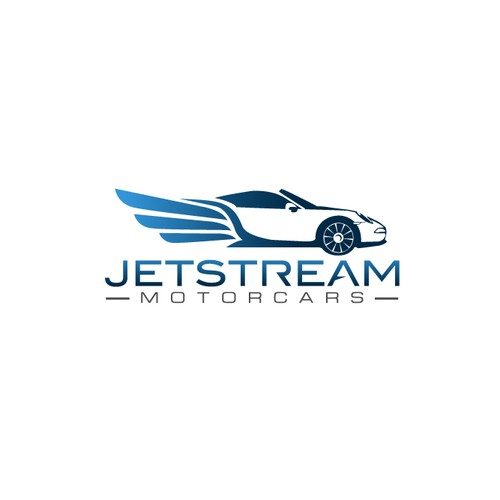 Help Jetstream Motorcars with a new logo