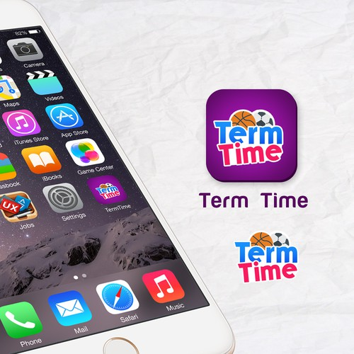 Term Time logo