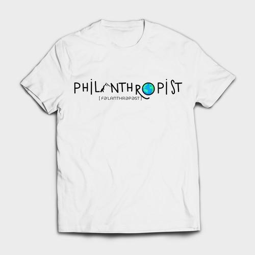 Philanthropist word.