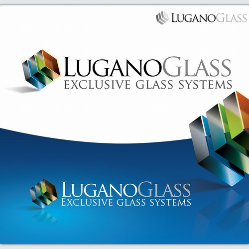 LOGO - for an EXCLUSIVE GLASS company
