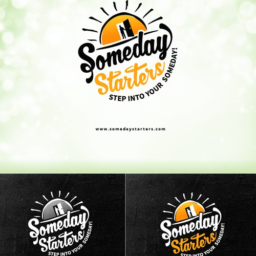 Someday Starters Logo Design