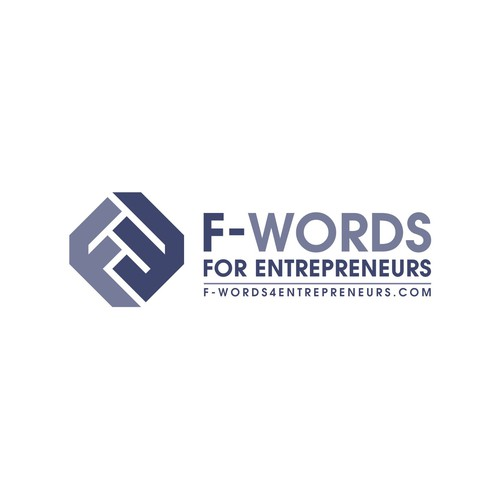 F-Words Logo Design