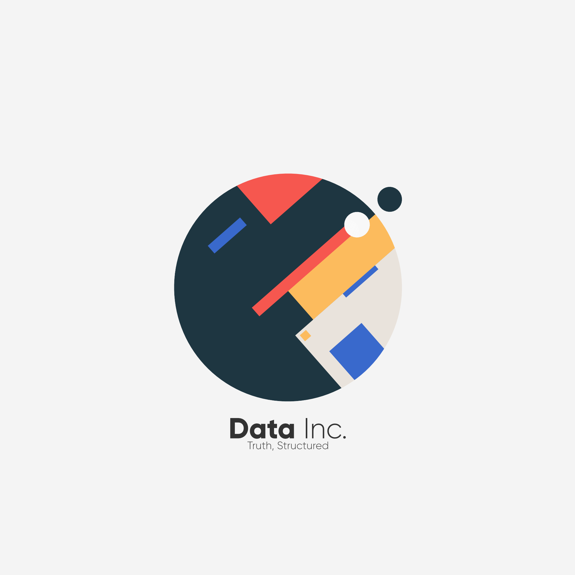 Impactful logo for Data Warehouse Company