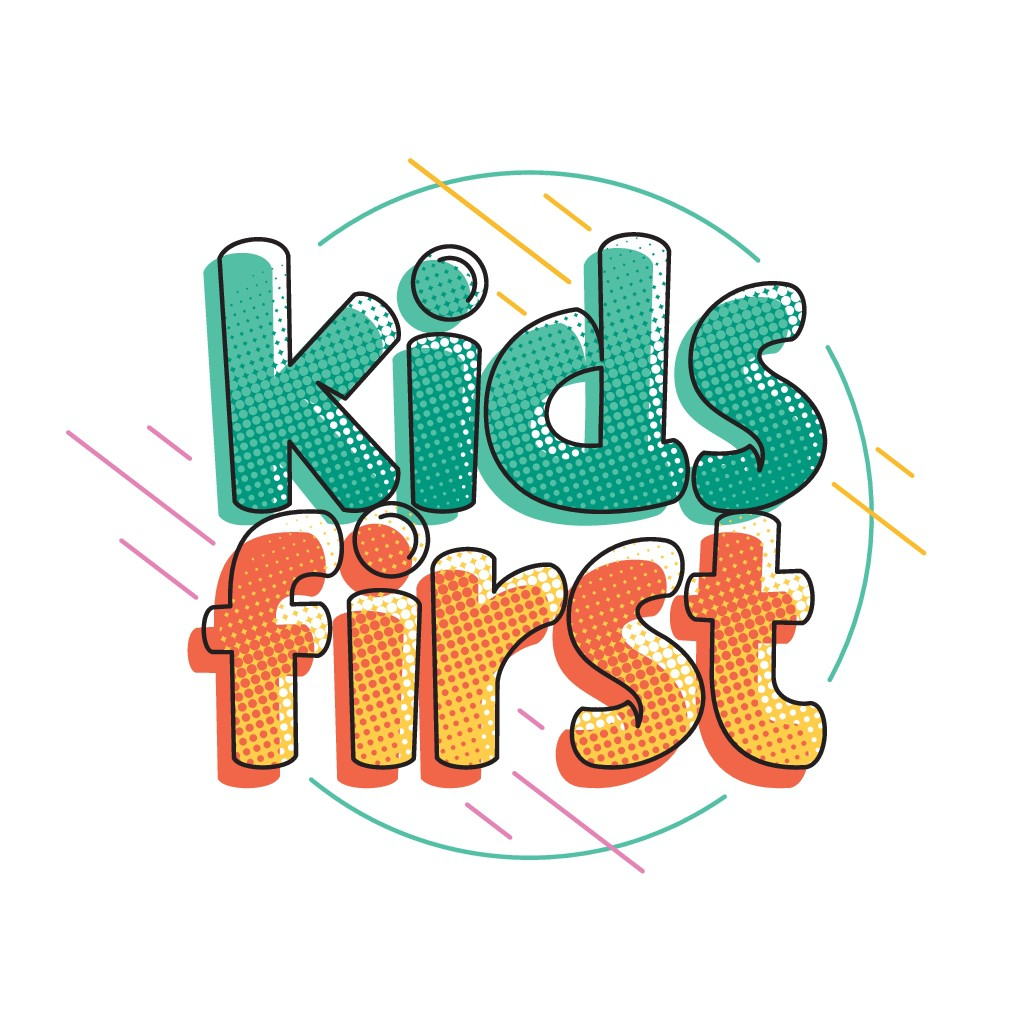 Kids Ministry Logo Update