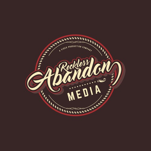 LOGO FOR RECKLESS ABANDON MEDIA