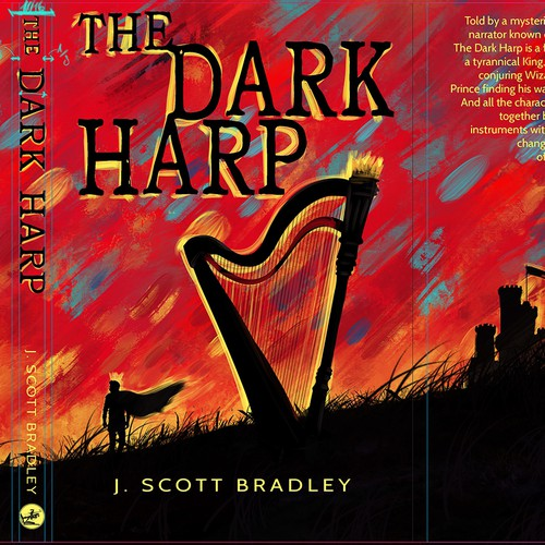 The Dark Harp - J. Scott Bradley