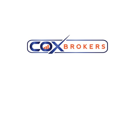 Simple Real Estate Broker Logo