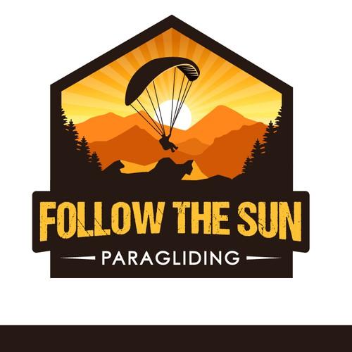 Follow the sun paragliding