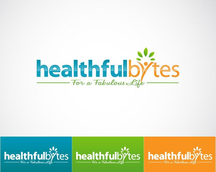 Create the next logo for HealthfulBytes