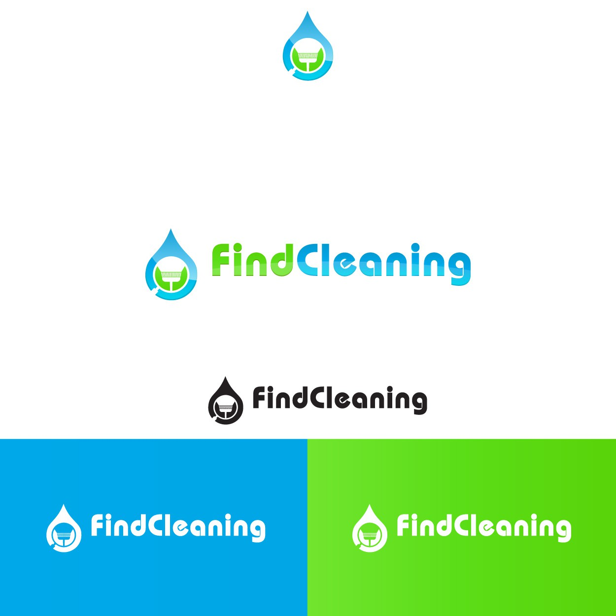 Find Cleaning needs a new logo
