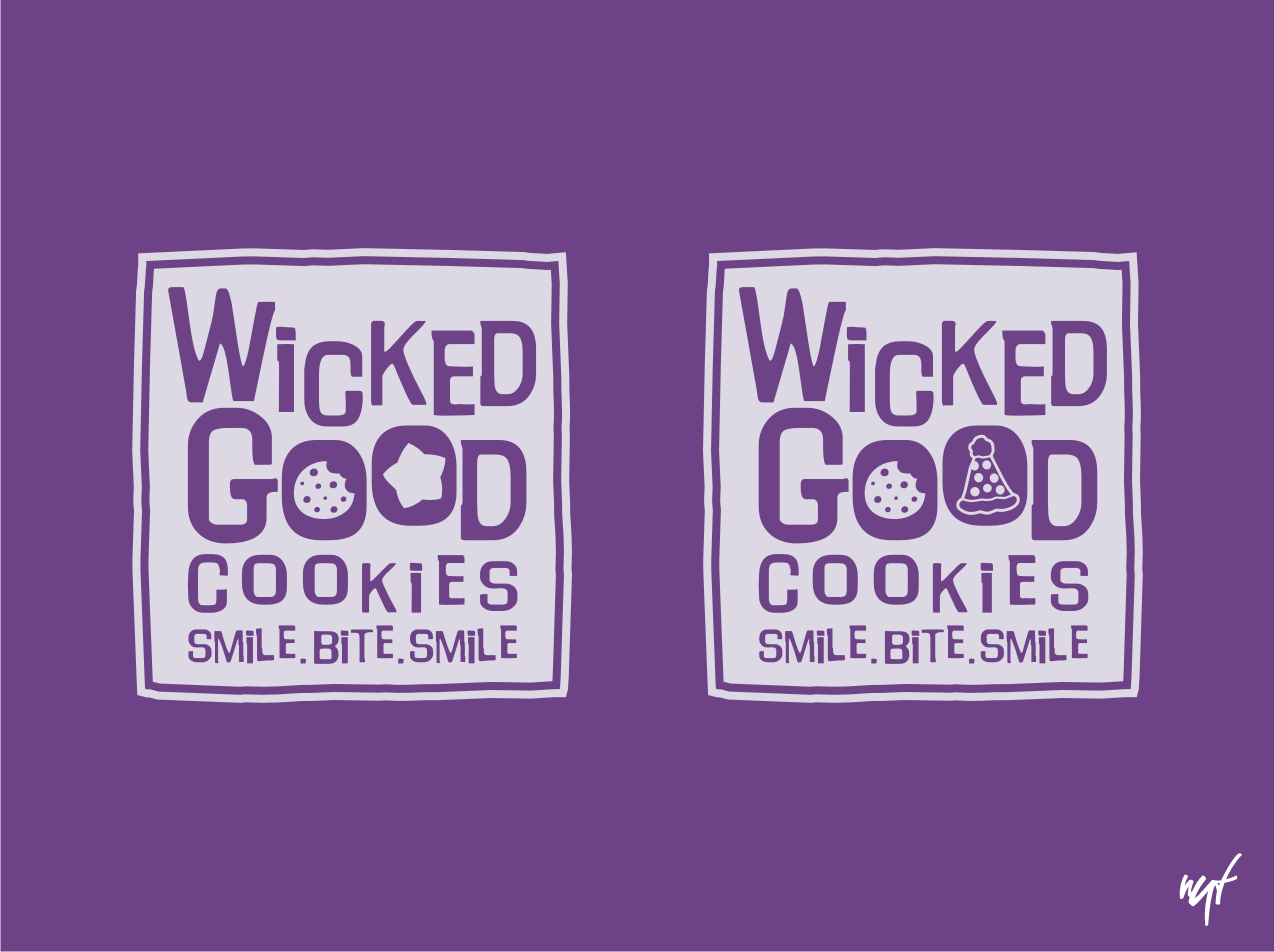 Wicked Good Cookies needs a Wicked Good new logo!