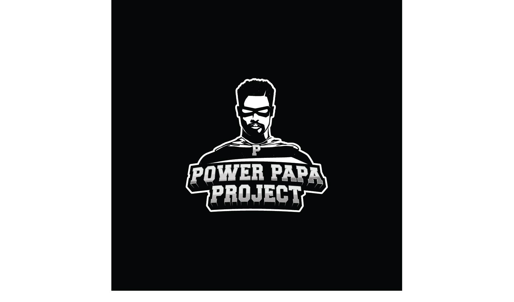 Power Papa Project - A Blog needs a Logo & Social Media Design
