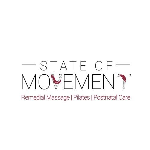 Logo for Remedial Massage, Pilates, Postnatal Care