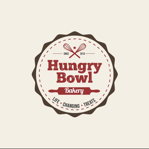 Help whip child hunger; emblemize a new bakery!