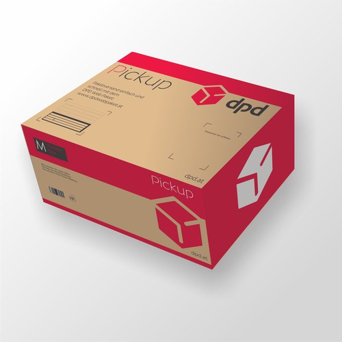 Innovative pickup box design