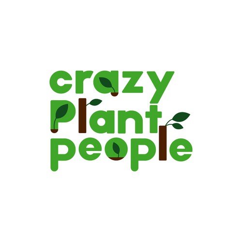 Logo for Crazy Plant People