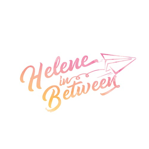 Logo for a top feminine travel blogger