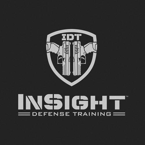 Logo design for InSight Defense Training