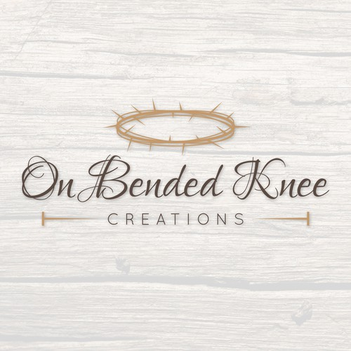 Rustic logo for furniture restoration company