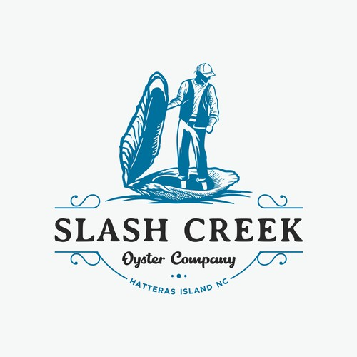 logo for oyster companies