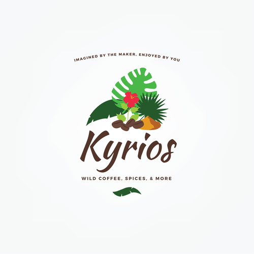 Kyrios Wild Coffee, Spices & More