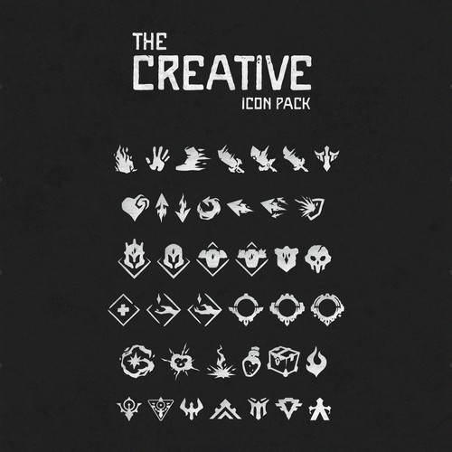 The Creative Icon Pack