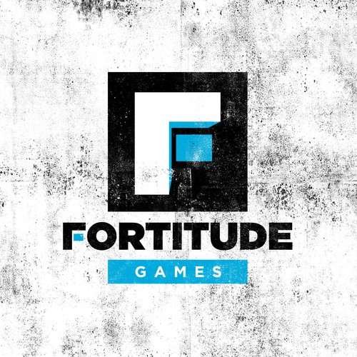 Logo design for Fortitude Games