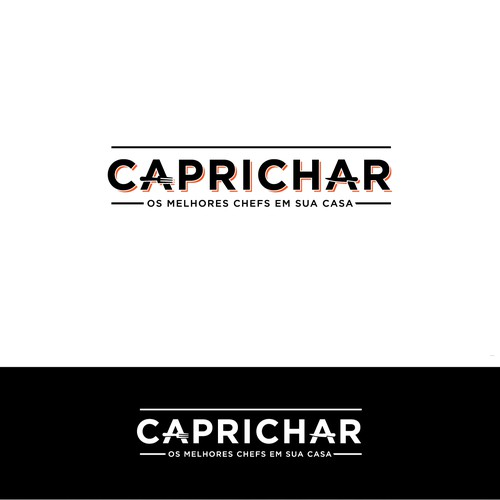 """""""Caprichar""""on your logo! We are looking for you!"""