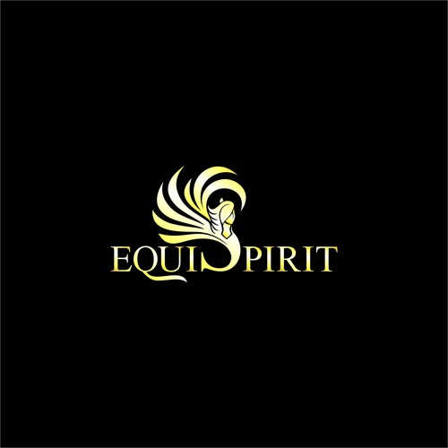 Angel and Horse for Equi Spirit