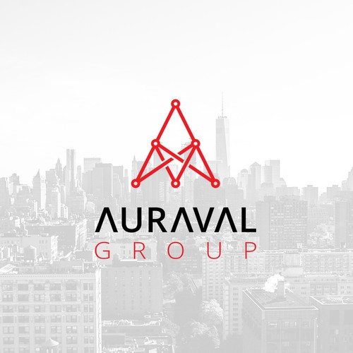 Logo for creative and management consulting company