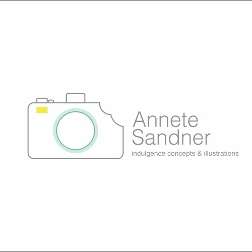 Logo design for culinary / food / photography freelancer