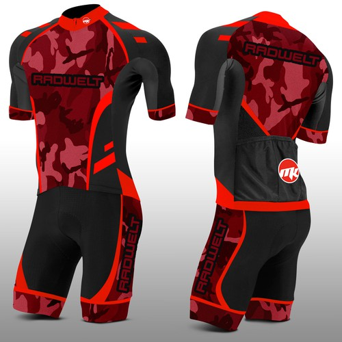 Radwelt Cycling kit
