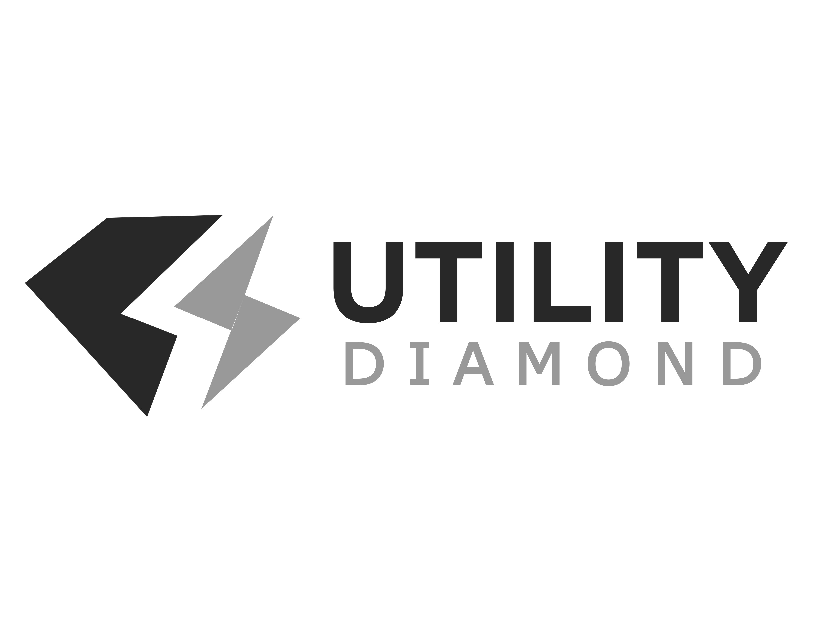 LOGO DESIGN FOR UTILITY DIAMOND