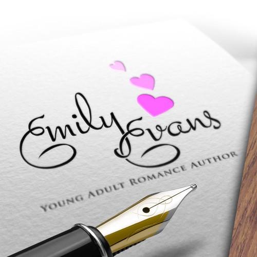 logo for Book writer