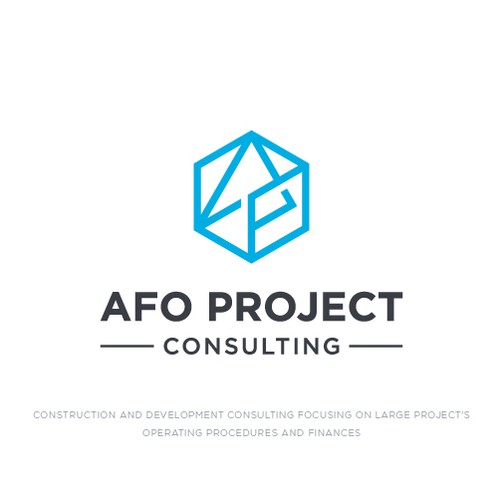 Logo Design for AFO Project Consulting