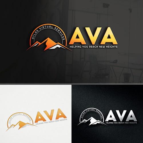 Logo Identity Pack for AVA
