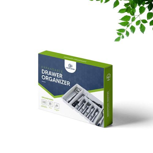 Germa Home Packaging design