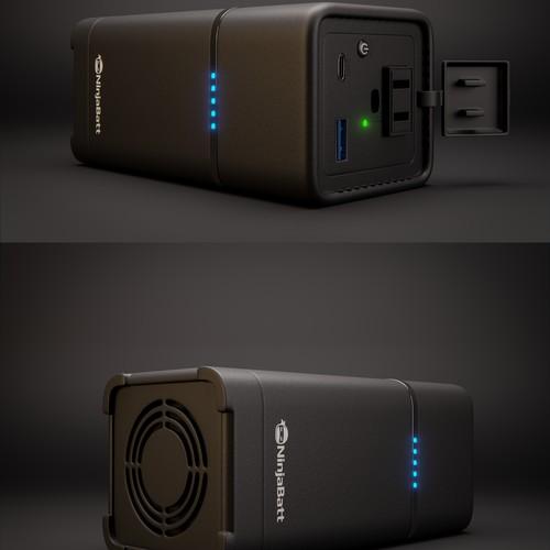 Design Power Battery