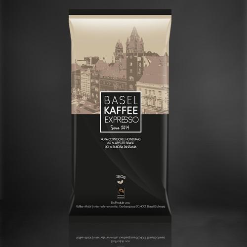 etiqueta coffe