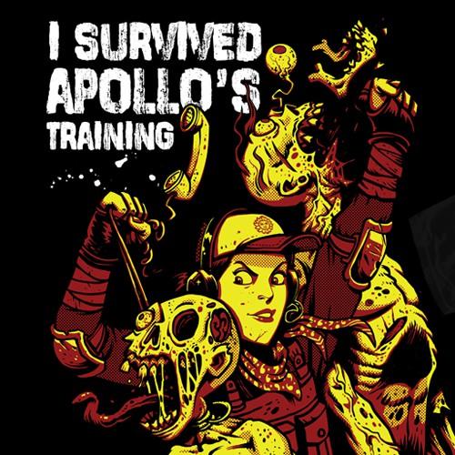 I Survived Apollo's Training